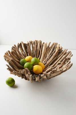 Driftwood Decorative Bowl - Anthropologie