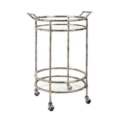 Haylan Bar Cart - Mercer Collection