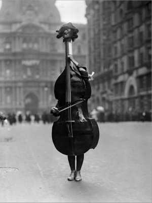 Walking Violin in Philadelphia Mummers' Parade, 1917 - art.com
