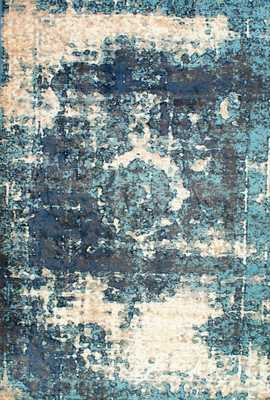 Montross Blue Area Rug - AllModern