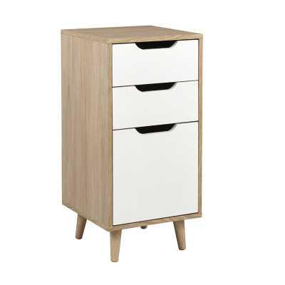 Steverson 3-Drawer Vertical Filing Cabinet - Wayfair
