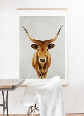 MEL: Art Print And Hanger By Ingrid Beddoes - Wander Print Co.