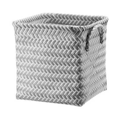 """Cube Storage Bin 11"""" Cube White - Room Essentials™ - Target"""