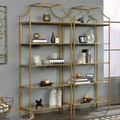 Nichols Standard Bookcase - Wayfair