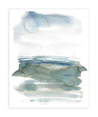 ocean landscape,  Unframed,  16 x 20 - Minted