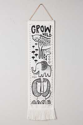 Little One Growth Chart - Anthropologie