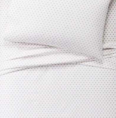 Metallic Dots Cotton Sheet Set - Pillowfort - Target