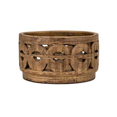 Charu Decorative Bowl - Mercer Collection