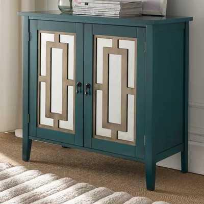 Meuller Two Door Accent Cabinet - Wayfair
