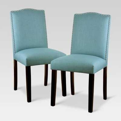 Camelot Nailhead Dining Chair - Threshold™ (set of 2) - Target