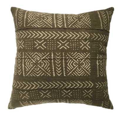 Found pillow vii - plush down alternative insert included - PillowPia