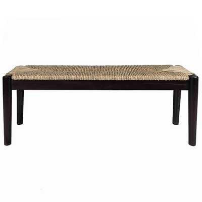 Harlowe Wood Bench - AllModern