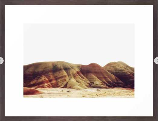 Oregon Painted Hills Framed Art Print by Kevin Russ - Society6