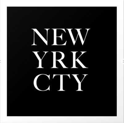 New York City Art Print - Society6