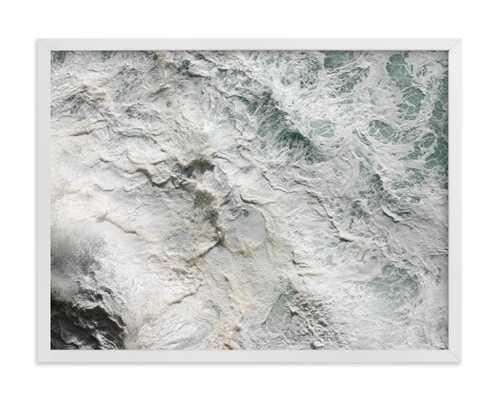 foaming sea water iii - Minted