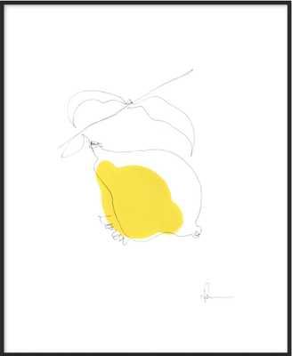 Lemon by Polly Mann - Artfully Walls