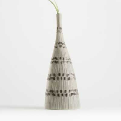Nidia Large Single Stem Vase - Crate and Barrel