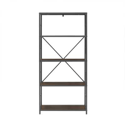 Naelle Etagere Bookcase - AllModern