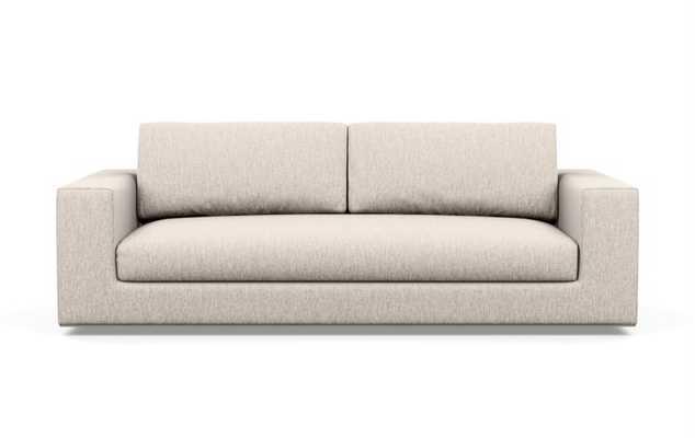 Walters Fabric Sofa **W/ Bench Cushion - Interior Define