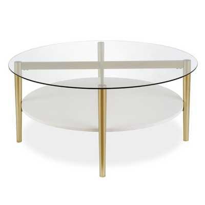 Carpenter Coffee Table - Wayfair