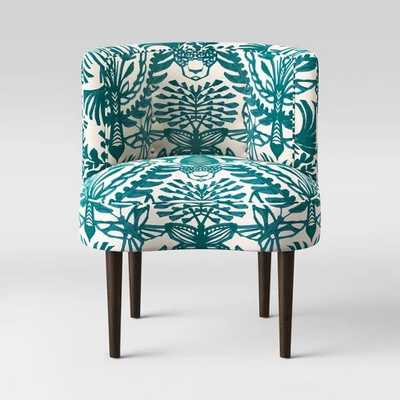 Clary Curved Back Accent Chair - Opalhouse - Target