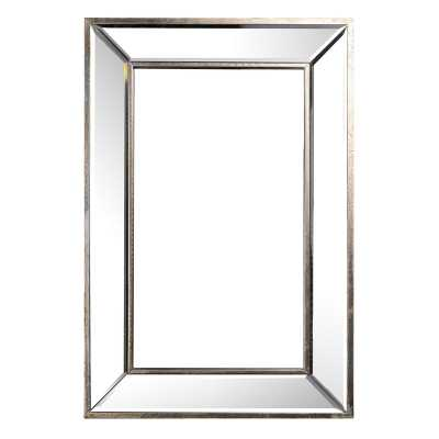 Kapp Rectangle Accent Wall Mirror - Wayfair