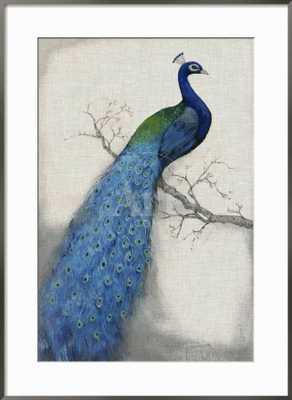 Peacock Blue I - art.com