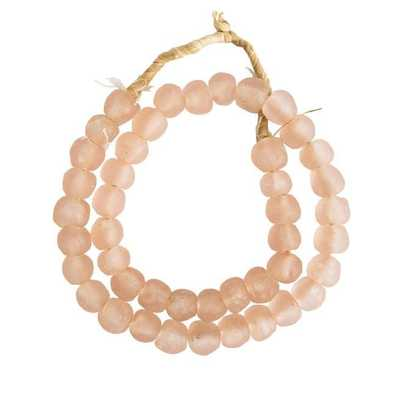 BLUSH SEA GLASS BEADS - McGee & Co.
