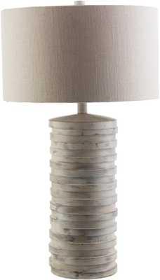 Sulak 28 x 16 x 16 Table Lamp - Neva Home