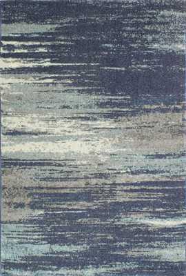 "Heilman Blue Area Rug,  5' x 7'6"" - Wayfair"
