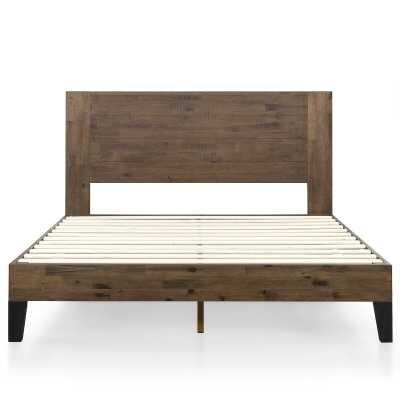 Kira Low Profile Platform Bed - Wayfair