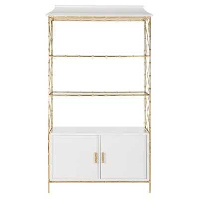 Ariadne Standard Bookcase - Wayfair