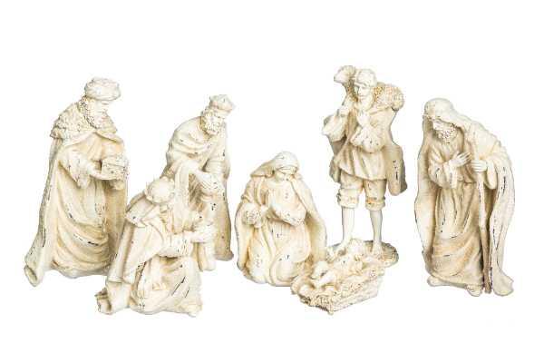 7 Piece Nativity Set - Wayfair