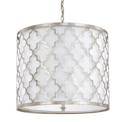Capital Lighting Fixtures 4543AS-578 Ellis Pendant Antique Silver - eBay