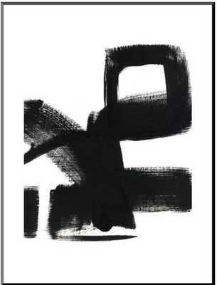 UNTITLED 1 - 24x32 - Mounted Premium Giclee Print - art.com