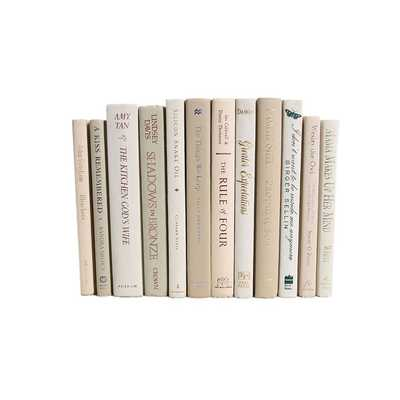 Modern Decorative Book, Beach - West Elm