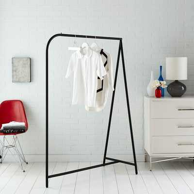 Garment Rack, Black - West Elm