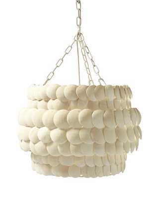 Pescadero Tiered Chandelier - Serena and Lily
