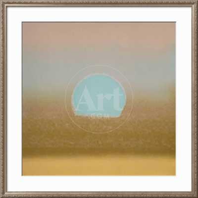Sunset, c.1972 (gold, blue) - art.com