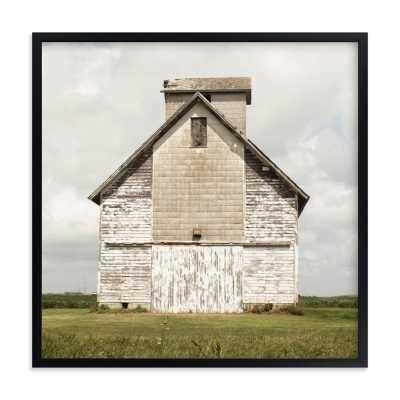 weathered barn - Minted