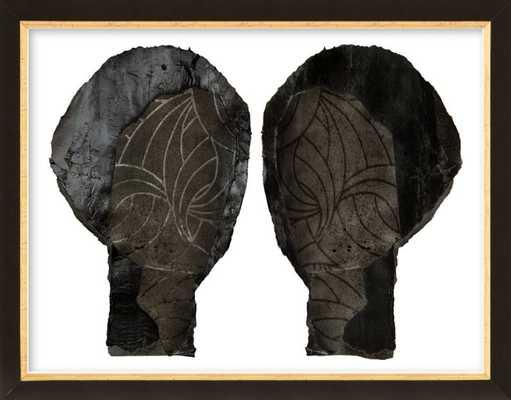 Two Heads  BY BORIANA MIHAILOVSKA - Artfully Walls