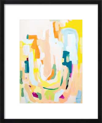 Rita by Britt Bass Turner - Framed - Artfully Walls