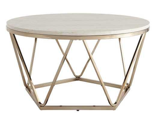 Quartz Coffee Table - Wayfair