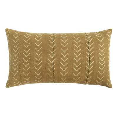 "FOUND LUMBAR PILLOW XX -12"" x 20"" - PillowPia"