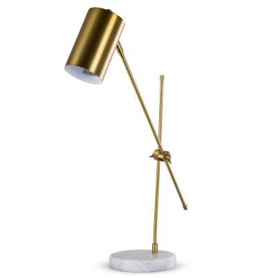 "Iroh 23"" Desk Lamp - Wayfair"