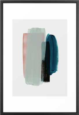 minimalism 12 Framed Art Print - Society6