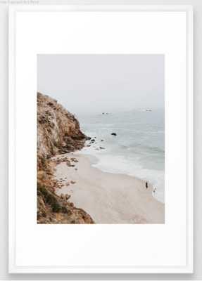 coast / malibu, california / summer - Society6
