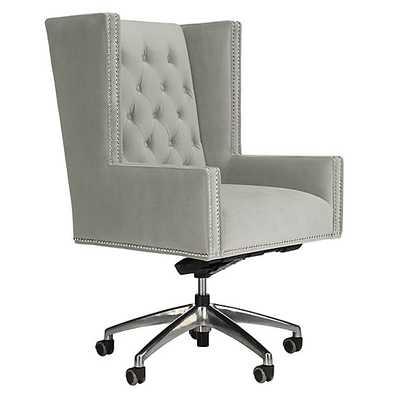 Logan Desk Chair - Z Gallerie