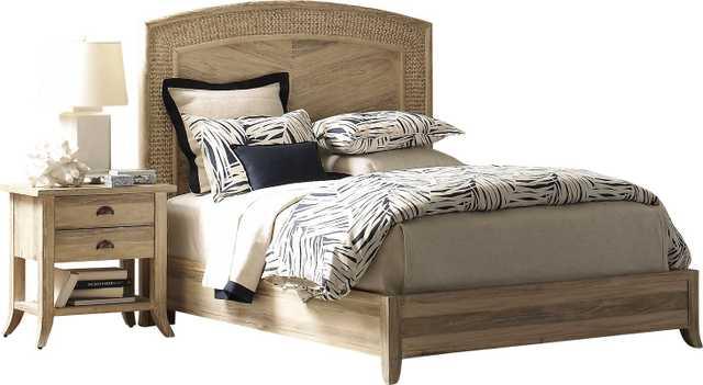 Cimmaron Panel Bed - Perigold