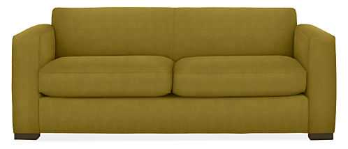 "Ian Custom 81"" Guest Select Queen Sleeper Sofa - Room & Board"